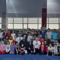 Tuishou seminar Turkey 2020