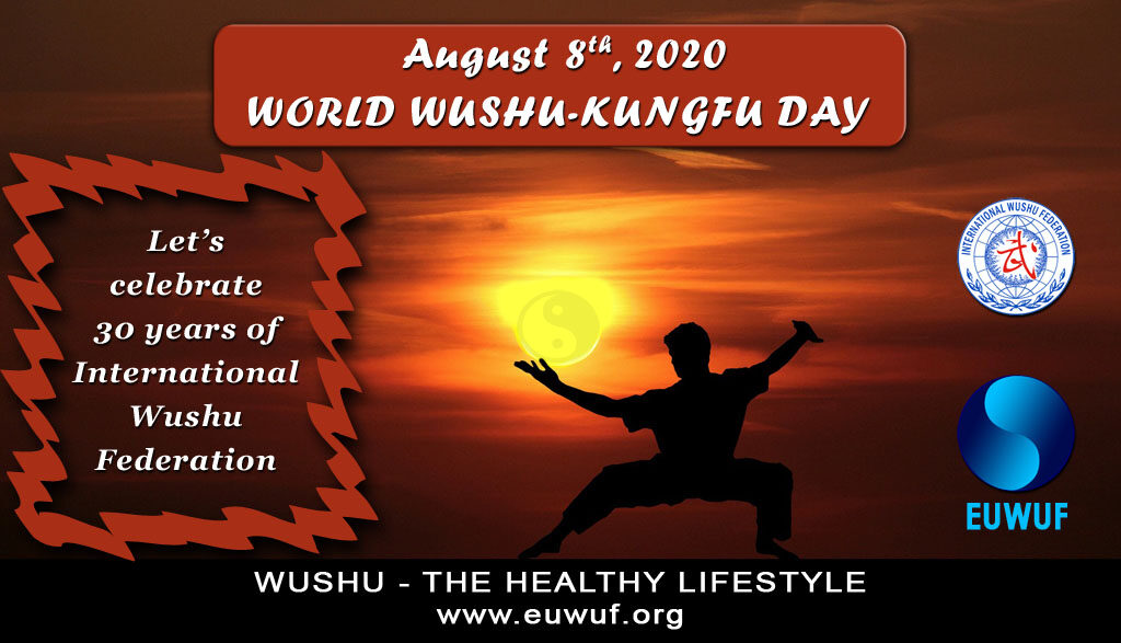 Wushu Day - 8 august 2020